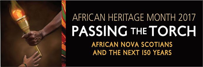 Passing the Torch - African Heritage Month 2017