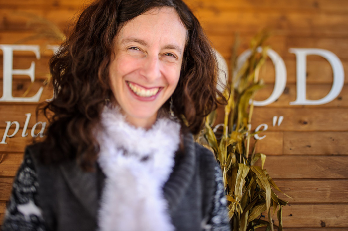 Kate Oland, Librarian, Baddeck Public Library, Baddeck, NS